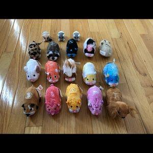 Other - Lot of 15+ Zhu Zhu pets & accessories